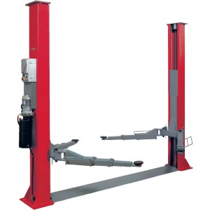 2-Post lift 4.0 ton, Automatic safety locks