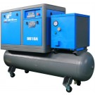 3-in-1 movable screw compressor 850 l/min