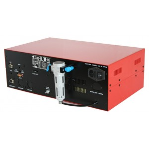 Infrared gas analyser for PC
