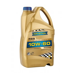 10W-60 Sports-Racing Engine Oil RSS