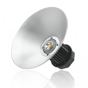 80W LED industrilampa, 6800Lm