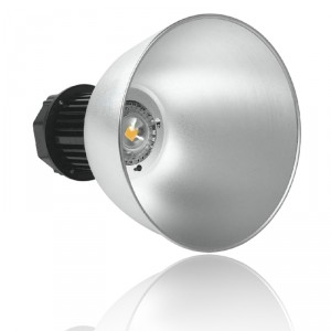 100W LED industrilampa, 8500Lm