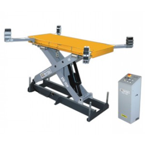 Scissor lift 3,0 ton for Paint shops