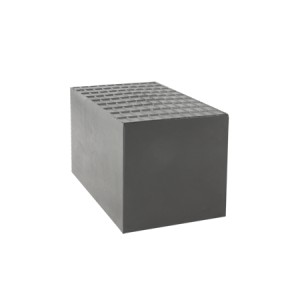 Universal Rubber Block 100mm