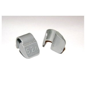 5gr Balance weights for steel wheels