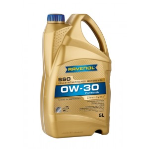 0W-30 Super Synthetic Oil  SSO