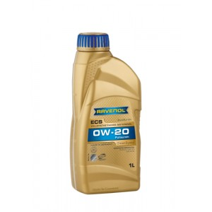 0W-20 Light truck Synthetic Oil  ECS