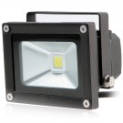 10W LED floodlight, DC 12/24V