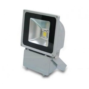 60W LED floodlight, DC 12/24V
