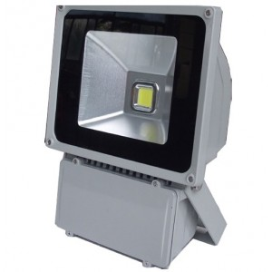70W LED floodlight, DC 12/24V