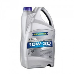 10W-30 Semi-Synthetic Engine Oil TSJ