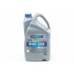 5W-30 Semi-Synthetic Engine Oil HPS