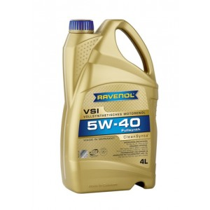5W-40  Synthetic engine oil VSI