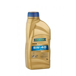 5W-40 Synthetic oil HCS