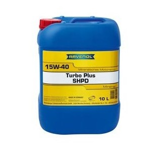 15W-40 Turbo plus Truck Engine Oil SHPD