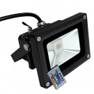 10W LED Floodlight RGB, color changing