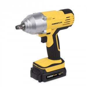 Cordless Impact Wrench 18.0V LI-ION