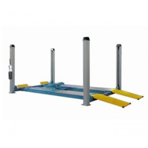 Automatic 4 post lift - 6.0 tons for wheel alignment