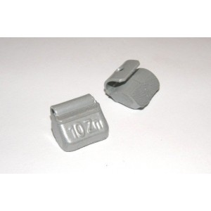 10gr Balance weights for alloy wheels