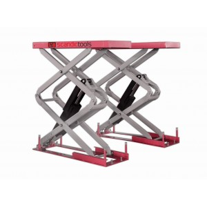 Scissor lift 3.5 tons. Built-in floor