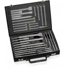 Professional drill&chisel set 17 pcs
