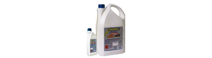 Antifreeze and Washer fluid