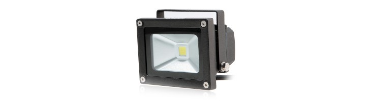 LED floodlights DC 12/24v